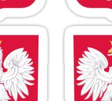 Polish Crest - Multiple Sticker