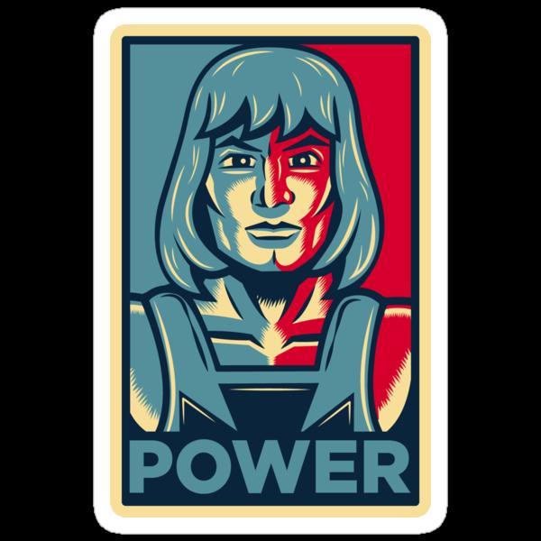 Power  by Fanboy30