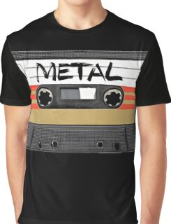 Heavy metal Music band logo Graphic T-Shirt