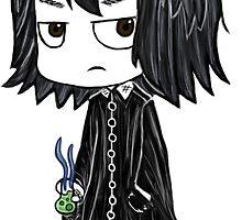 Severus Snape Chibi by Kristina Moy