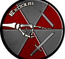 Exodus sticker - Special Teammate Deal! by ReciprocalCo