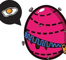 Igor Egg by Veronica Mercado
