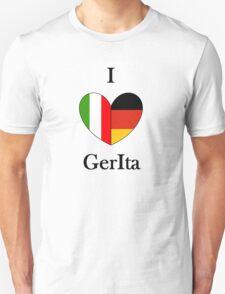 I heart GerIta Unisex T-Shirt