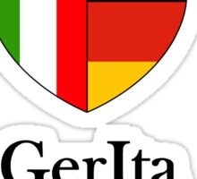 I heart GerIta Sticker