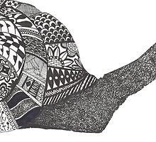 Snail by ArinaBog
