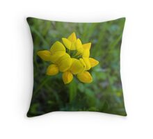 Precious Posie Throw Pillow