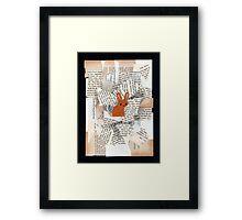 Animale #3 Framed Print