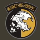 Militaires Sans Frontieres (Full size logo) by carnivean