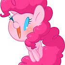 Chibi Pinkie Pie by JimHiro
