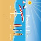 Beach Life by pnjmcc