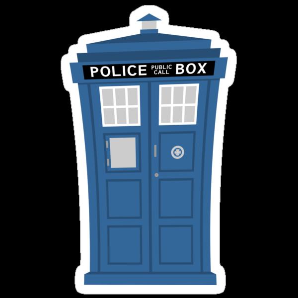 """""""TARDIS Friend"""" by DrWow"""