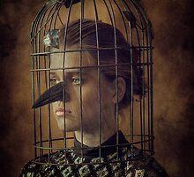 Lady Bird by Maria Kanevskaya