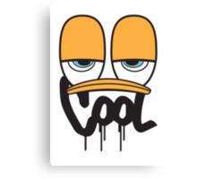 Mr. COOL Canvas Print