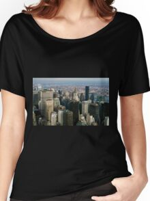 Midtown Manhattan Women's Relaxed Fit T-Shirt