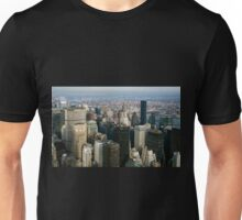 Midtown Manhattan Unisex T-Shirt
