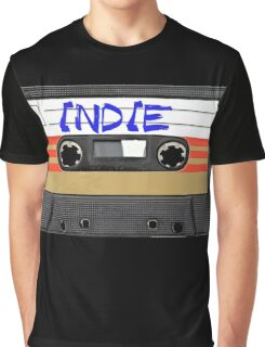 Indie Music Graphic T-Shirt