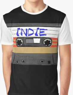 Indie Music Graphic T-Shirt