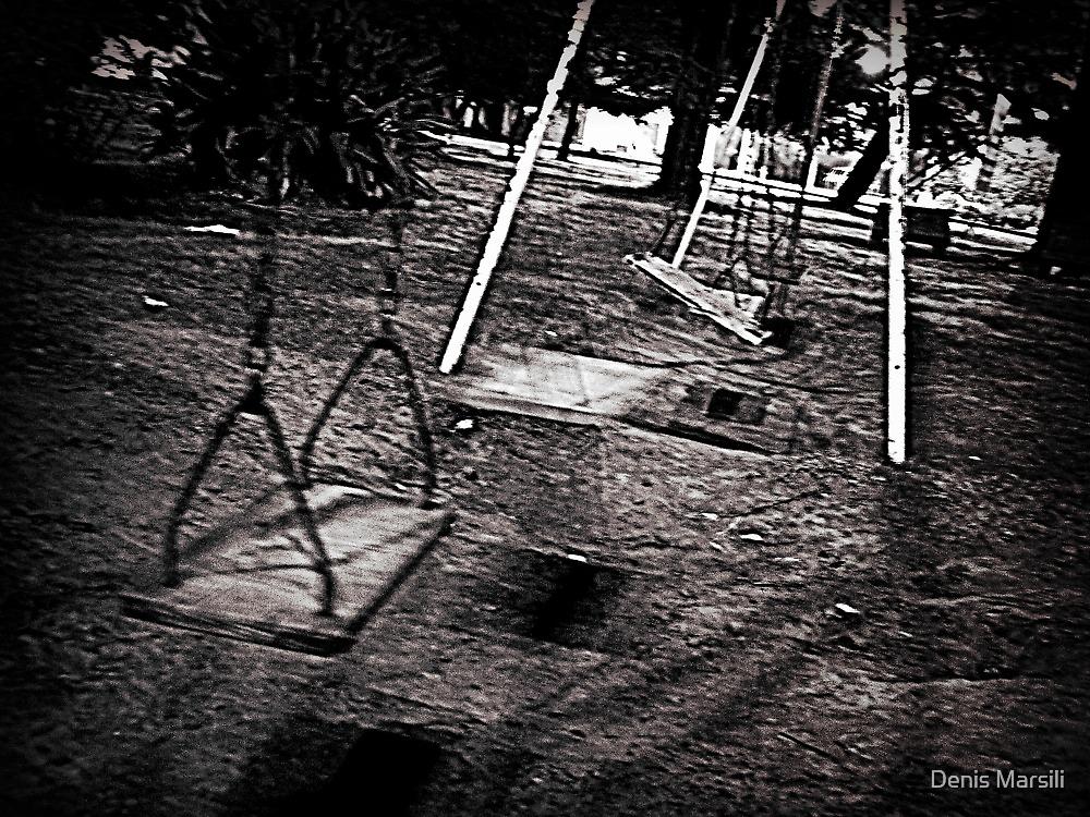 The Darkness Blinds The Joy... by Denis Marsili - DDTK