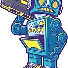 Robot Kicks by cronobreaker