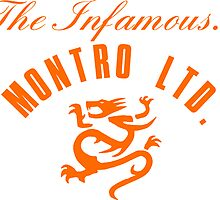 the infamous montro ltd. by montroltd