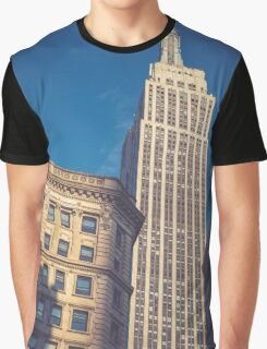Under the Empire State Building Graphic T-Shirt