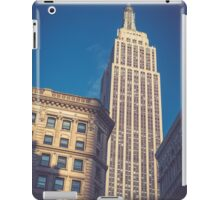Under the Empire State Building iPad Case/Skin