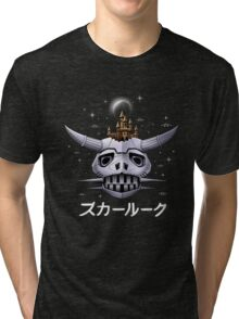 Boazanian Mother Ship Tri-blend T-Shirt