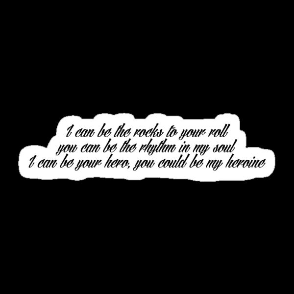 Rhythm In My Soul- Jonny Craig by Matthew Ferri