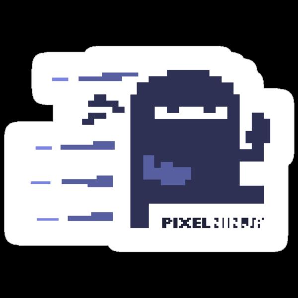 Pixel Ninja by ArneyB