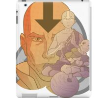 Avatar Generations - Aang iPad Case/Skin