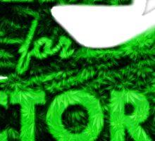 Hemp For Victory Sticker