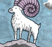 A Glorious Ram Sticker