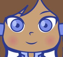 Chibi Korra Sticker