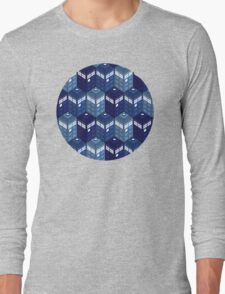 Infinite Phone Boxes Long Sleeve T-Shirt