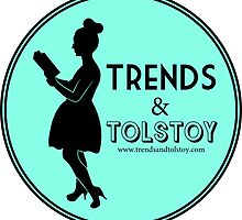 Trends and Tolstoy - Aqua by TrendsTolstoy