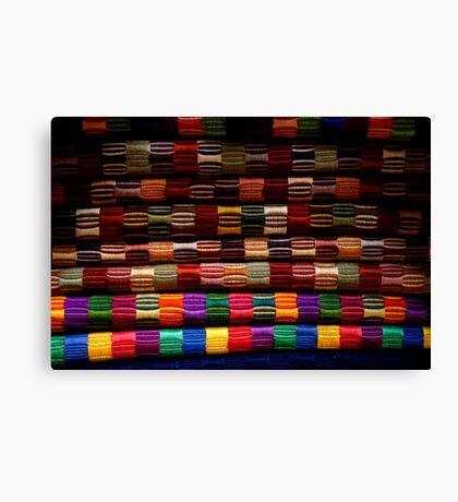 Stock Colors Canvas Print