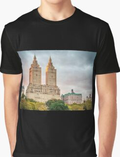San Remo After Rain Graphic T-Shirt