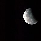 Partial Lunar Eclipse IV by geophotographic