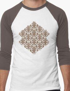 Leaf on the Wind Damask T-Shirt