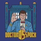 Doctor Spock by Randy Coffey