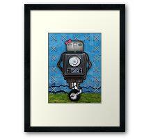 Mrs. Robot Framed Print