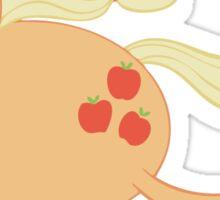 Poobrains - Applejack Sticker