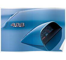 Pontiac 400 Poster