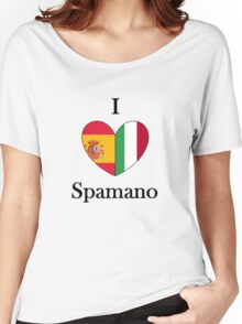 I heart Spamano Women's Relaxed Fit T-Shirt