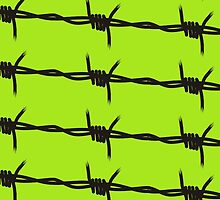 Barbed Wire by Chillee Wilson by ChilleeWilson