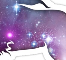 Cosmic Horse Sticker