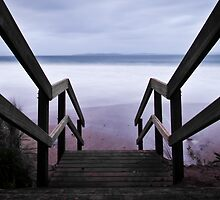 Stairs by zachgillon