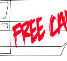 Free Candy! Sticker