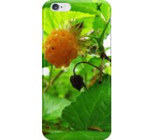 Salmon Berry iPhone Case/Skin