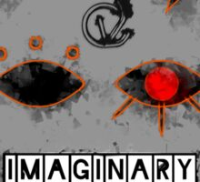 Imaginary F(r)iends - Stickers Sticker